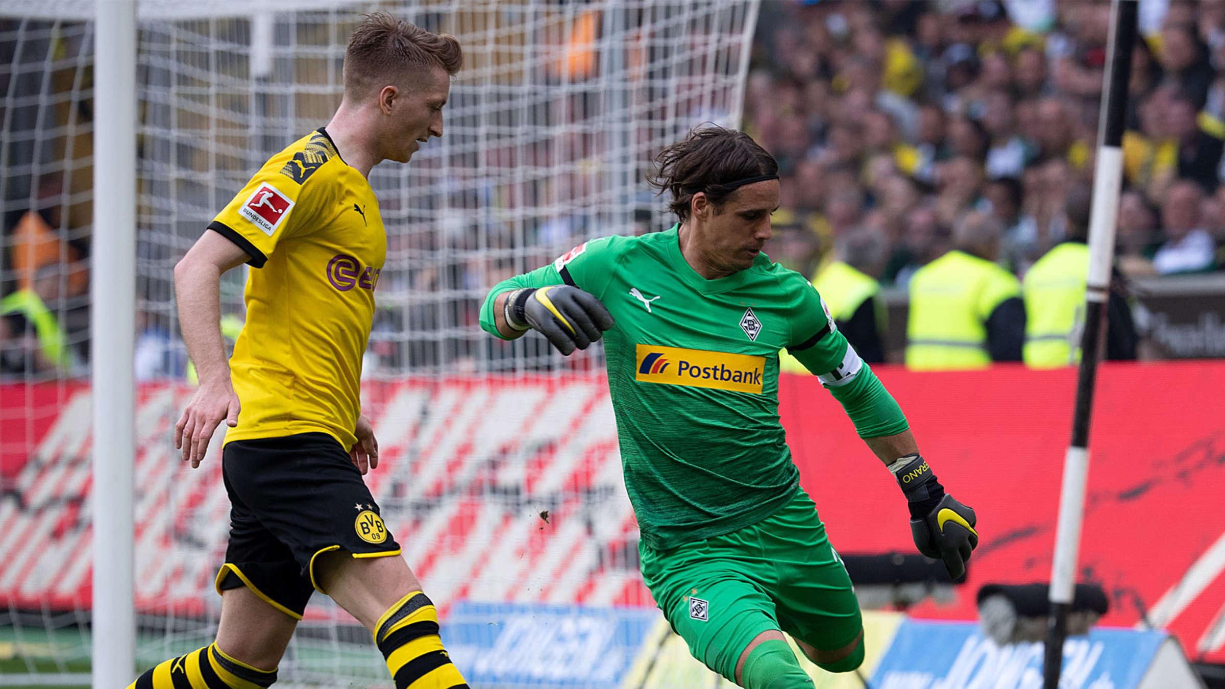 Borussia Dortmund - Borussia Mönchengladbach: Bundesliga heute live im TV  und Live-Stream | Fußball