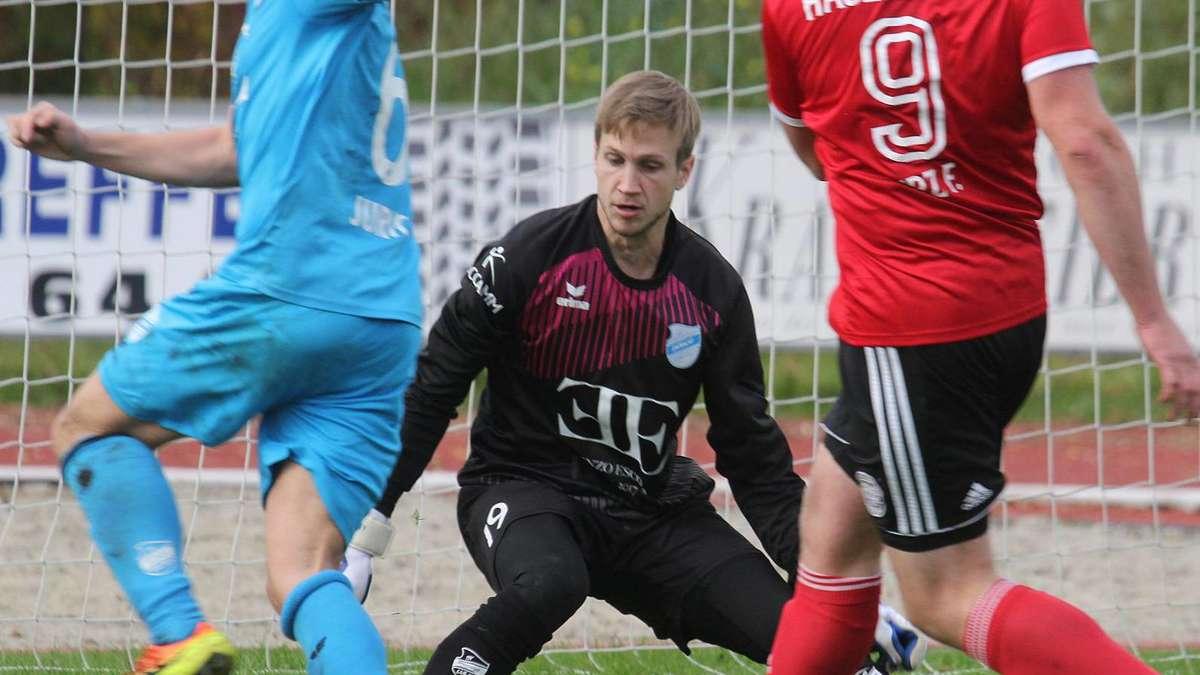 """Wacklige Geschichte"": Karlsfeld beendet Negativlauf dank Keeper Krüger - tz.de"