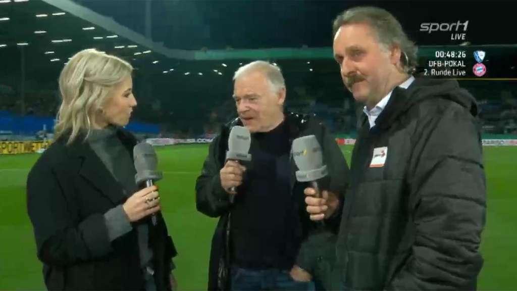 Bochum Fc Bayern Bei Sport1 Fussball Ohne Blingbling