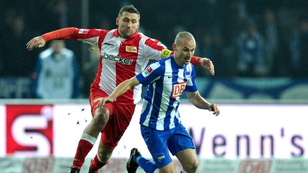 Um Die Nummer Eins In Berlin Derby Der Fussball Kulturen