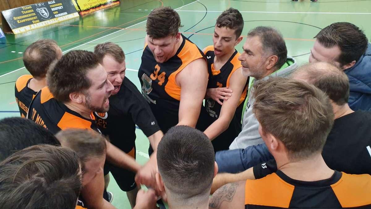 Basketballer des TV Miesbach verteidigen Tabellenführung | Landkreis Miesbach - tz.de
