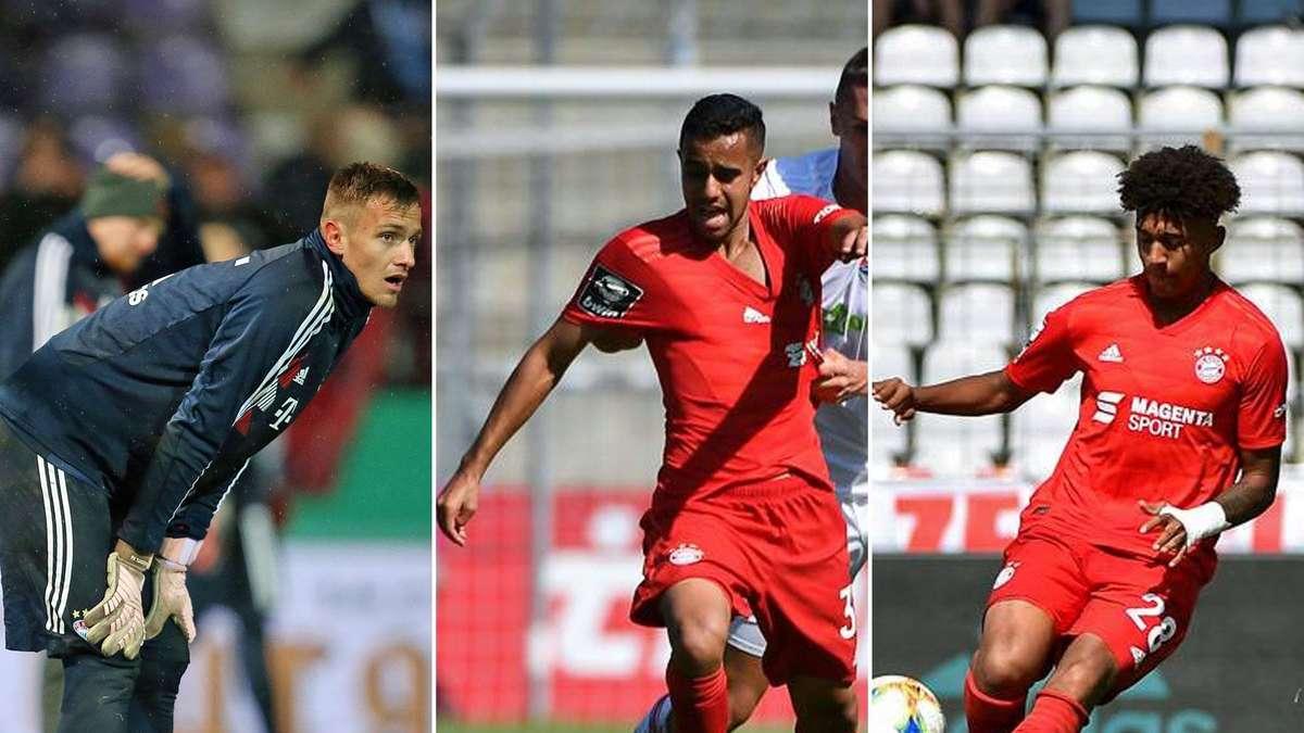 FC Bayern 2: Testspiel gegen Bundesligist FC Augsburg   FC Bayern - tz.de