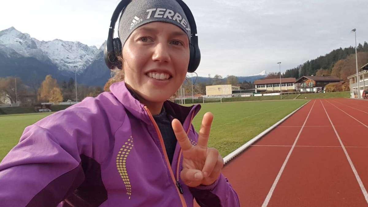 Berglauf: Laura Dahlmeier bei der Berglauf-WM in Argentinien | Kreis Garmisch-Partenkirchen - tz.de
