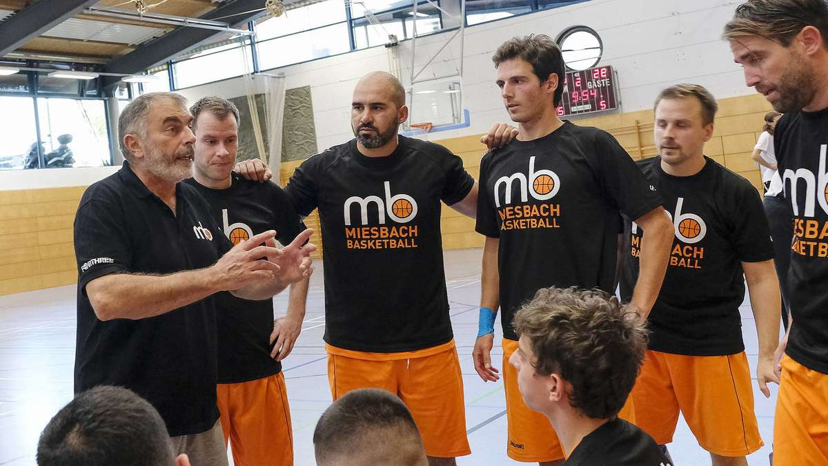 Basketball: Heimspiel-Wochenende für TV Miesbach | Landkreis Miesbach - tz.de