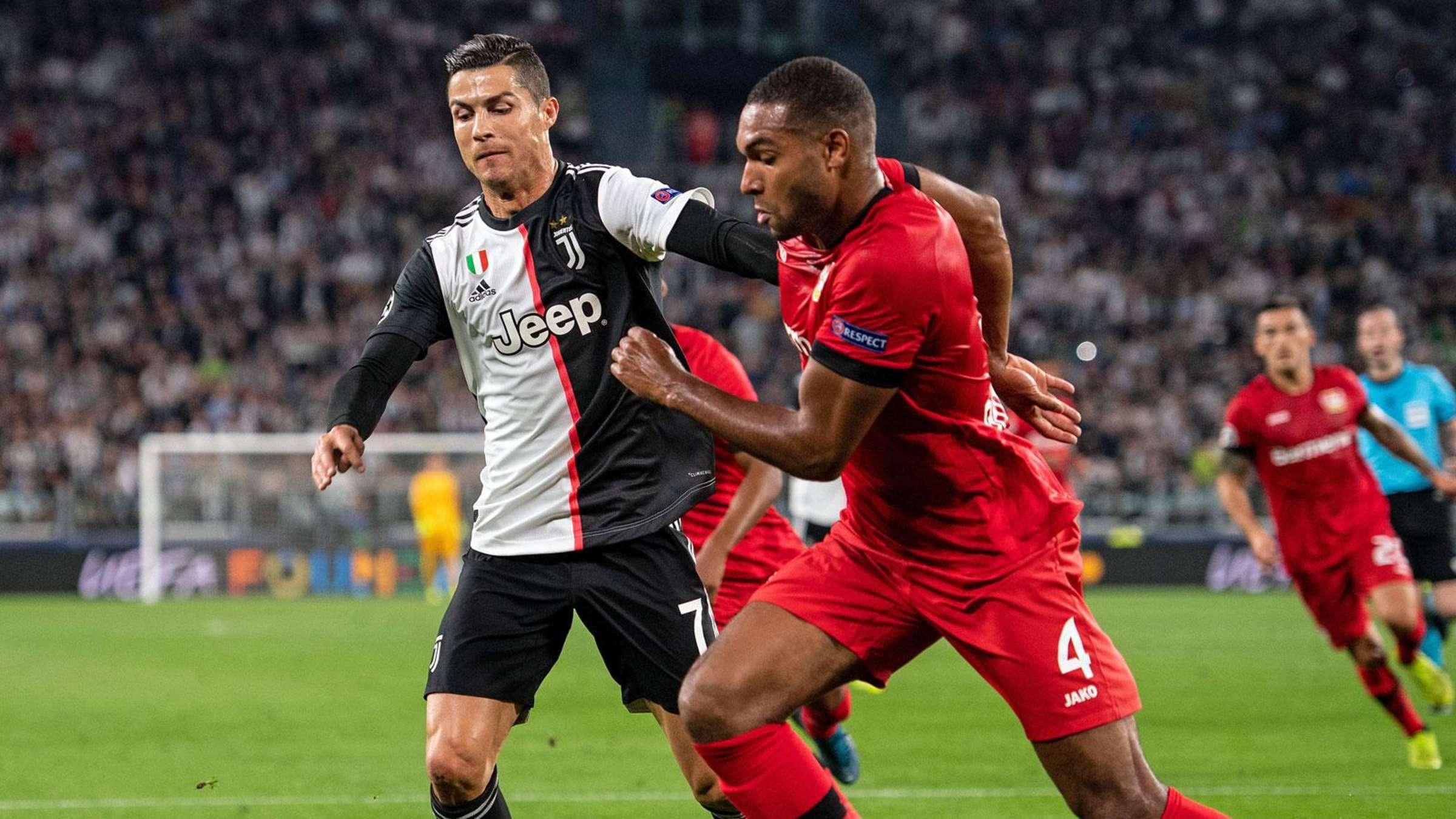 Bayer 04 Leverkusen Juventus Turin So Endete Das Finale In Der Champions League Gruppenphase Fußball