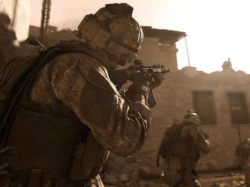 Infinity Ward ändert drei Dinge in Call of Duty Modern Warfares Multiplayer