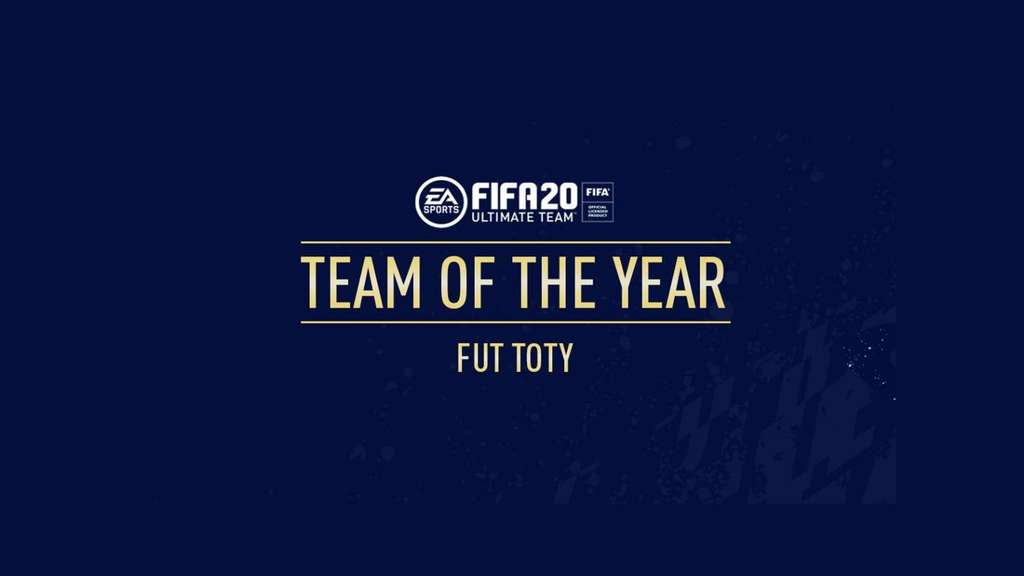 fifa 20 toty team of the year 2019