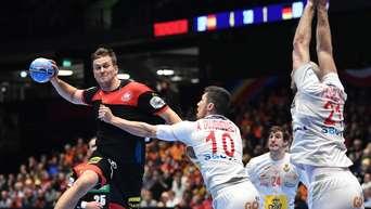 Handball Em 2020 Spanien Deutschland Im Ticker Heftige