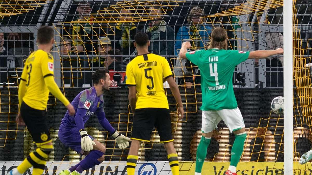 Werder Bremen - Borussia Dortmund: DFB-Pokal live im TV und Live-Stream