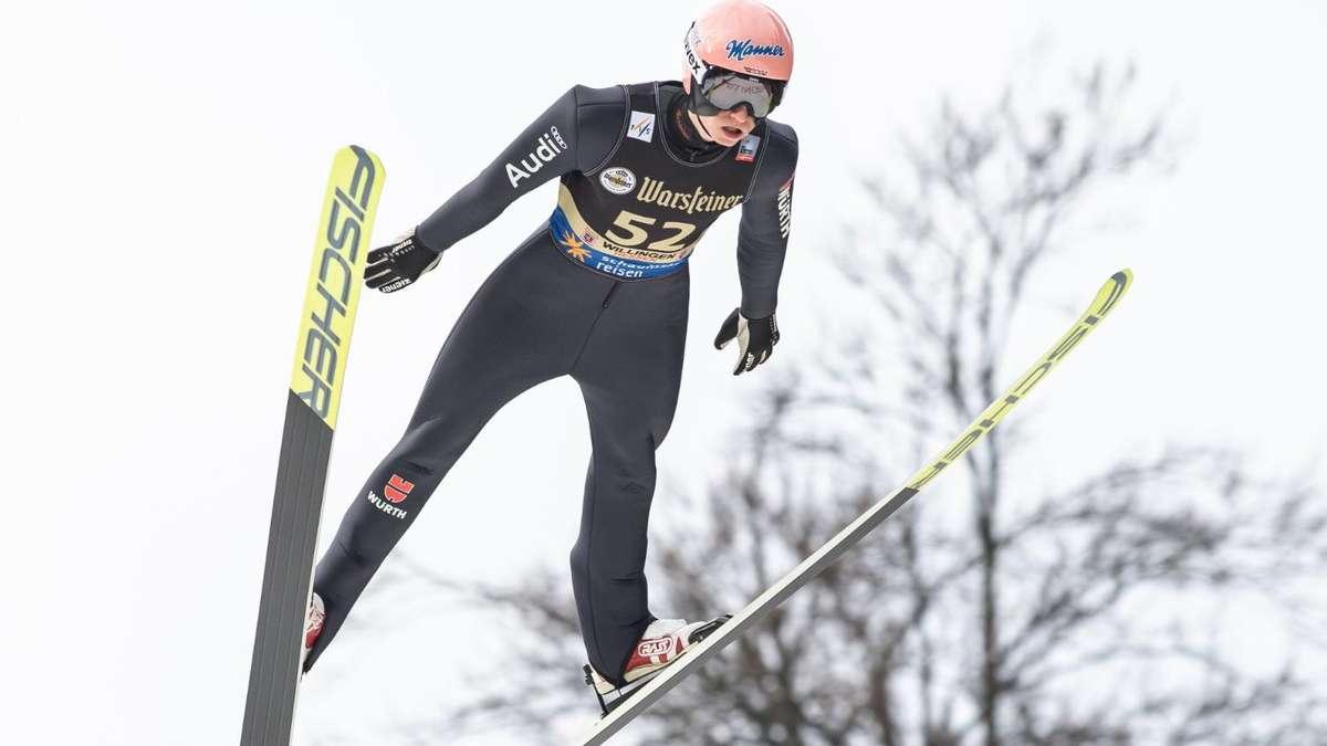 Skispringen Heute