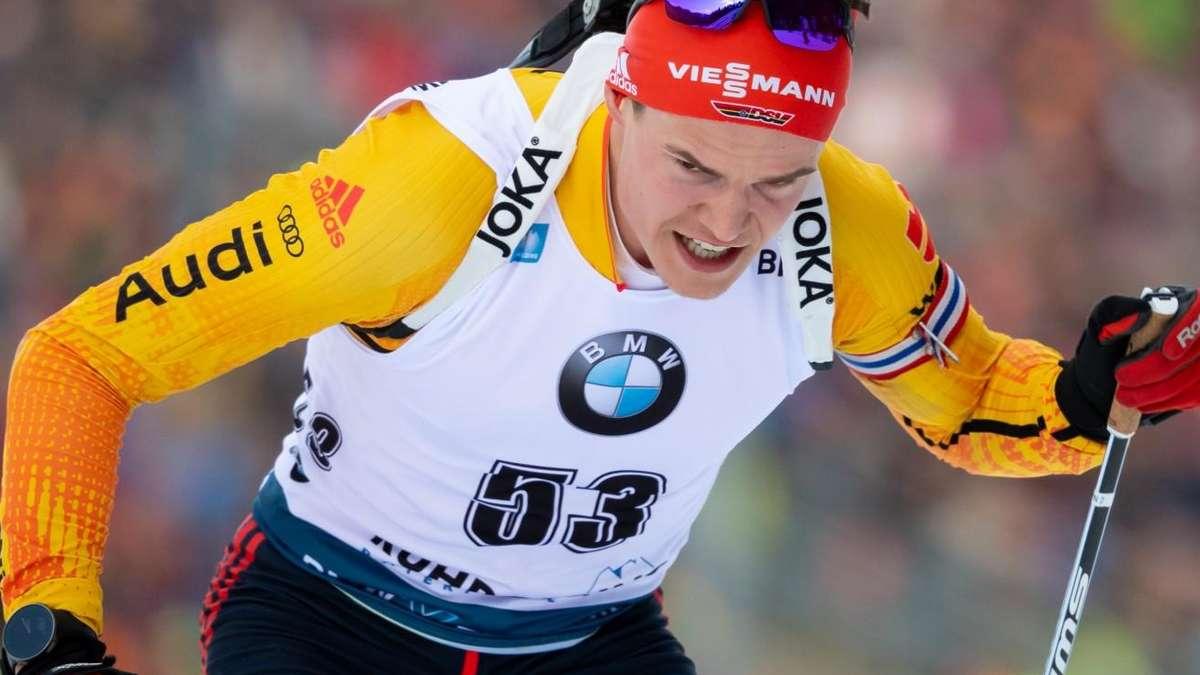 Philipp Horn Biathlon
