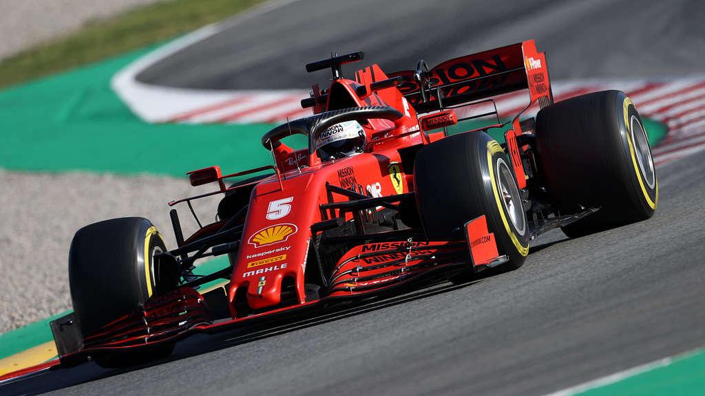 Formel 1 2020 Live