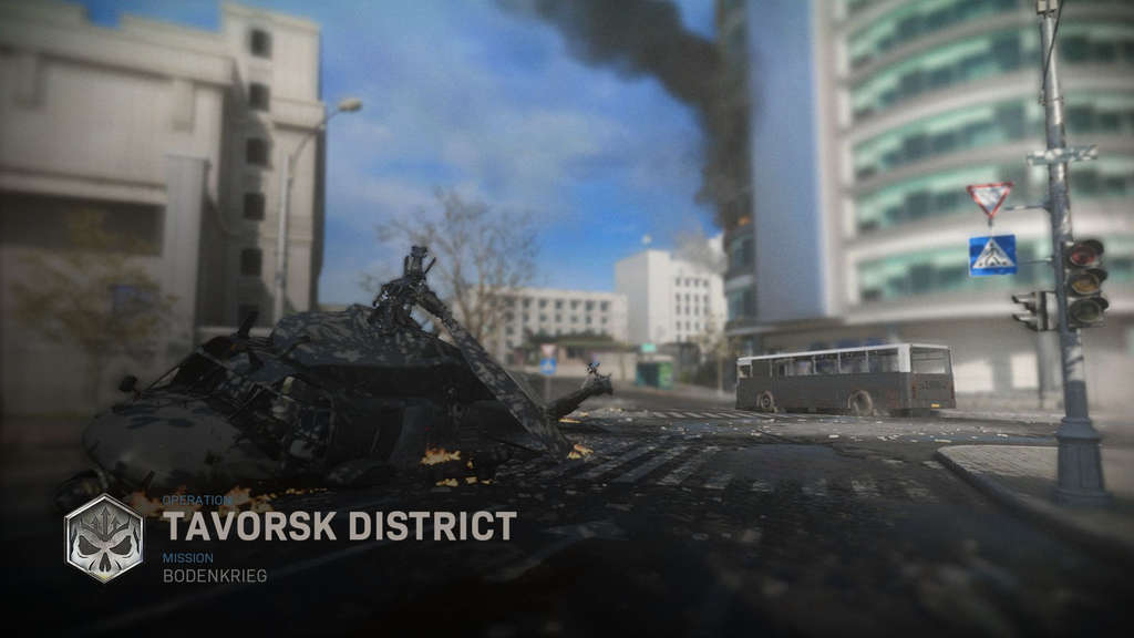 Tavorsk District ist in Call of Duty Modern Warfare ein Camper-Hotspot