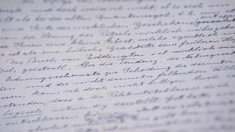 Brief an freundin urlaub