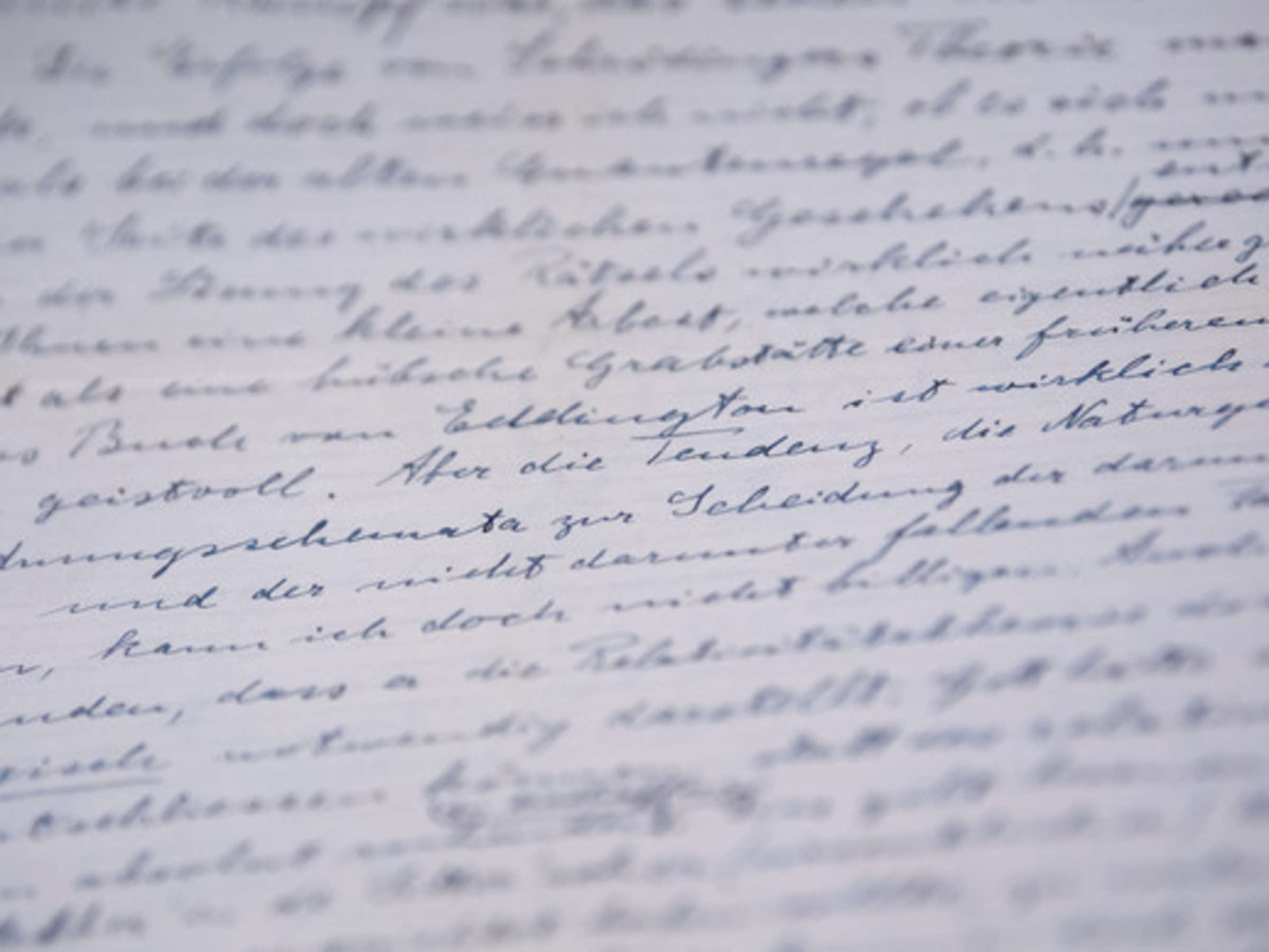 Urlaub brief schreiben über Wie schreibt