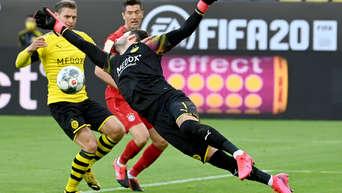 Elfmeter-Drama für Borussia Dortmund - Kimmich chippt Bayern in Richtung Meisterschaft
