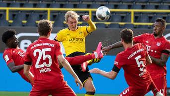 """Internationale Pressestimmen zum Bundesliga-Kracher: """"Dann geschah etwas, das nur wenige verstanden"""""""