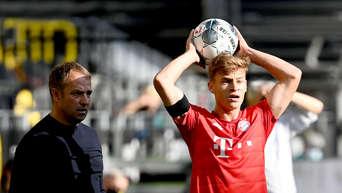 Bayern-Leader Joshua Kimmich: Der Nationalspieler ist der Kapitän der Zukunft
