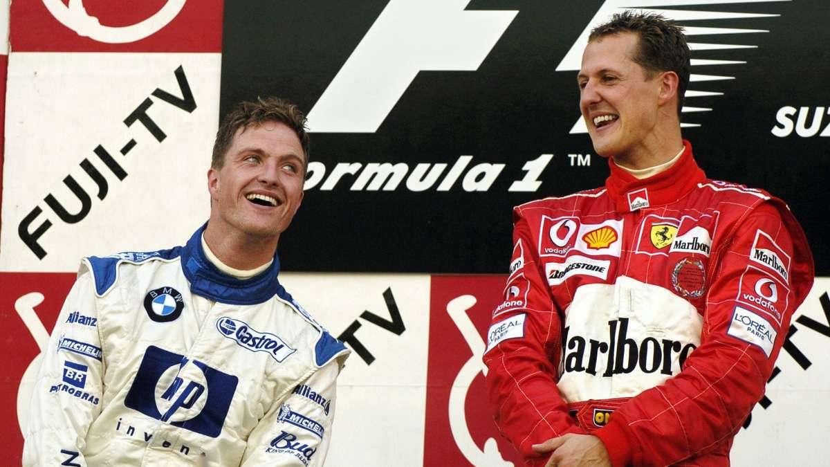 Formel 1 Schumacher