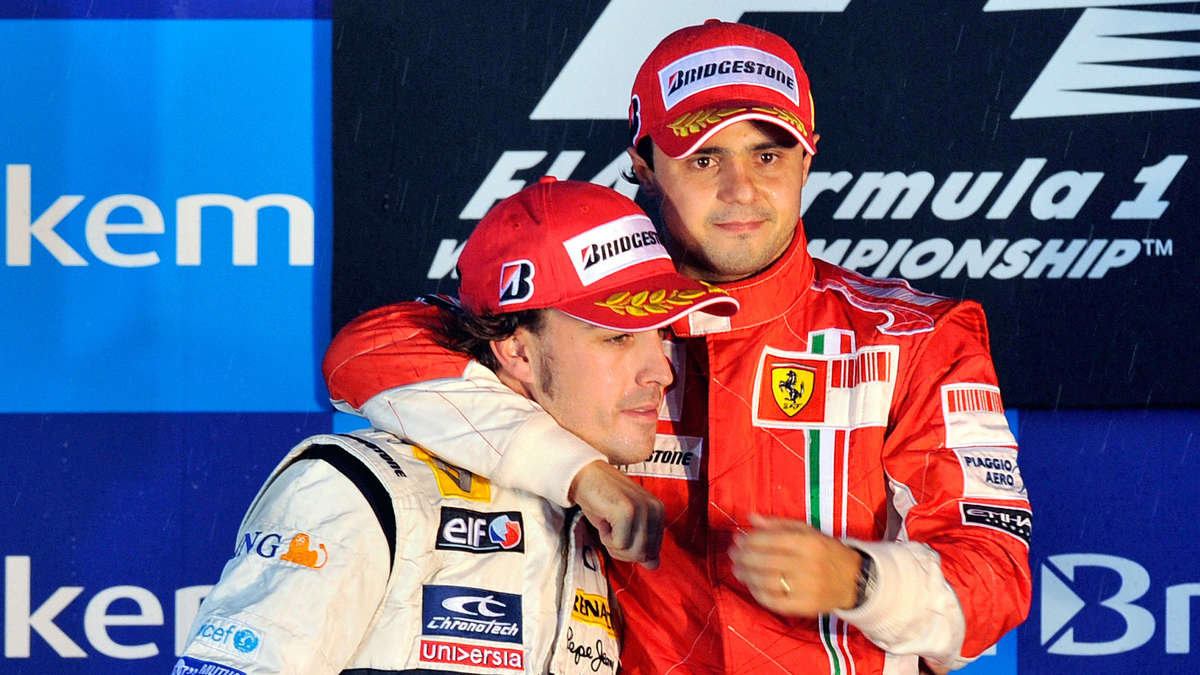 Formel 1 In Belgien