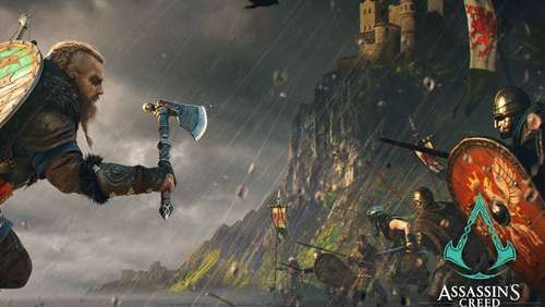 Assassin's Creed Valhalla: Leak zeigt 30 Minuten Gameplay-Video