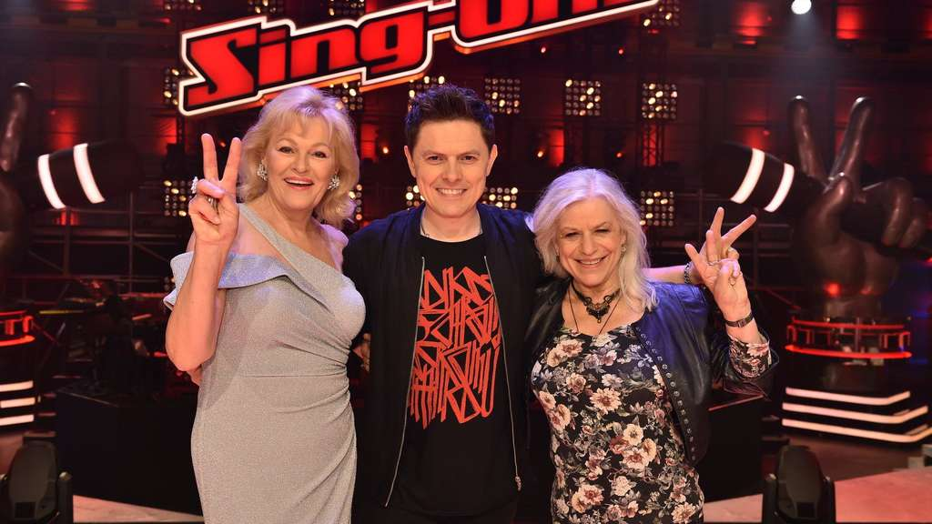 Michael Patrick Kelly bei The Voice Senior