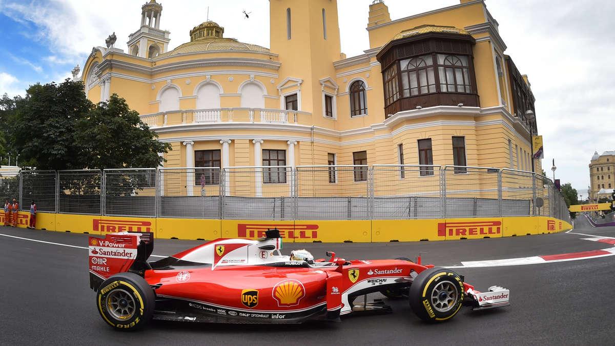 Brasilianischer Formel 1 Pilot