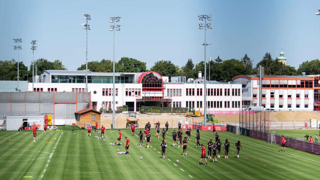 Trainingstermine Fc Bayern