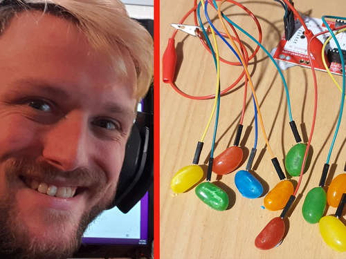 Twitch: Streamer Rudeism spielt Fall Guys mit Jelly Beans