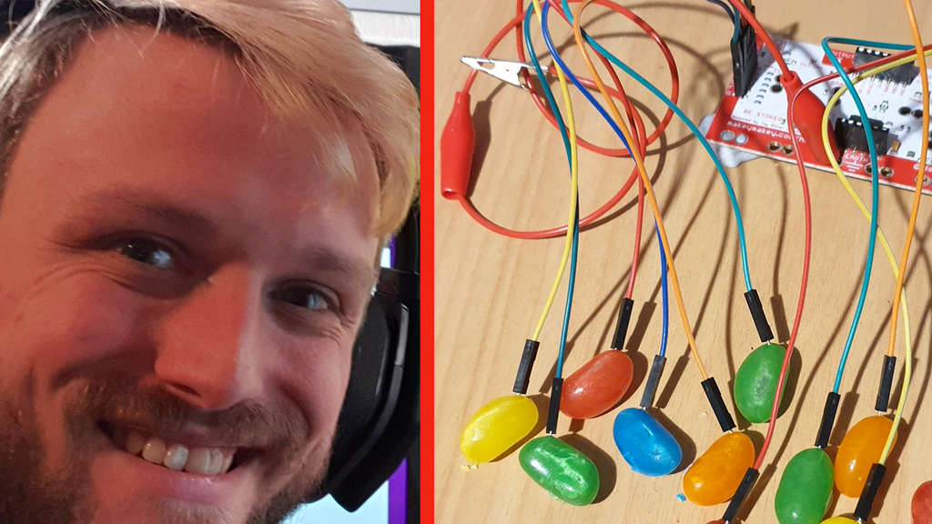 Twitch Rudeism Jelly Beans Controller Fall Guys