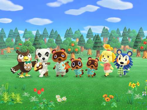 Animal Crossing New Horizon: Platz 1 der Twitter-Charts vor Call of Duty