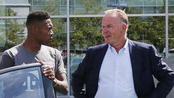 David Alaba: Wirbel um Bayern-Zukunft - Berater setzt auf knallharte Tricks