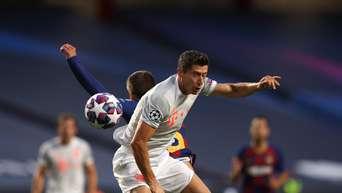 Nach Barcelona-Kantersieg: Diese Gegner warten nun auf Flicks Baller-Bayern in der Königsklasse