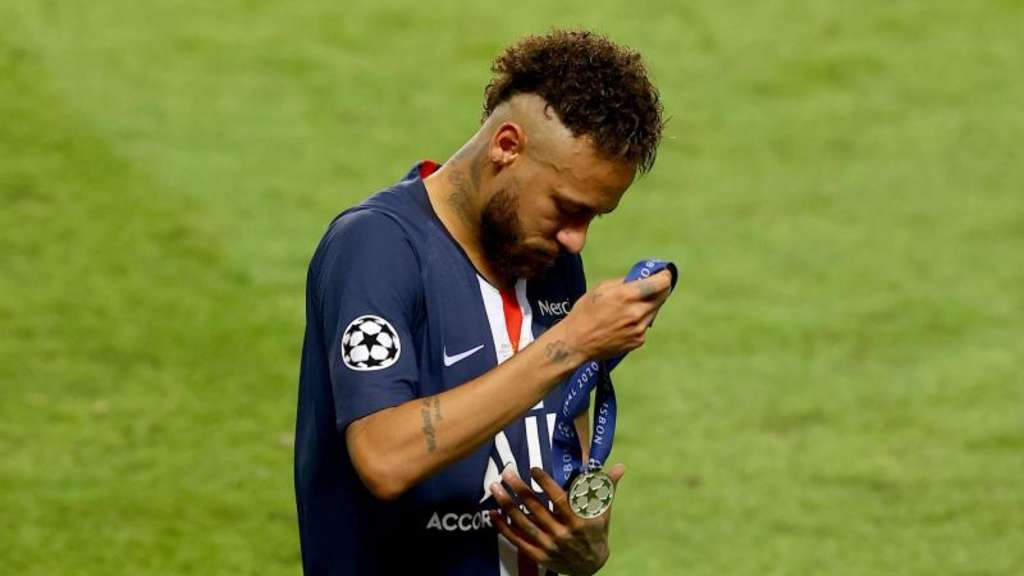 Paris Saint-Germain kann wieder mit Neymar planen. Foto: Julian Finney/Getty Images via UEFA/dpa
