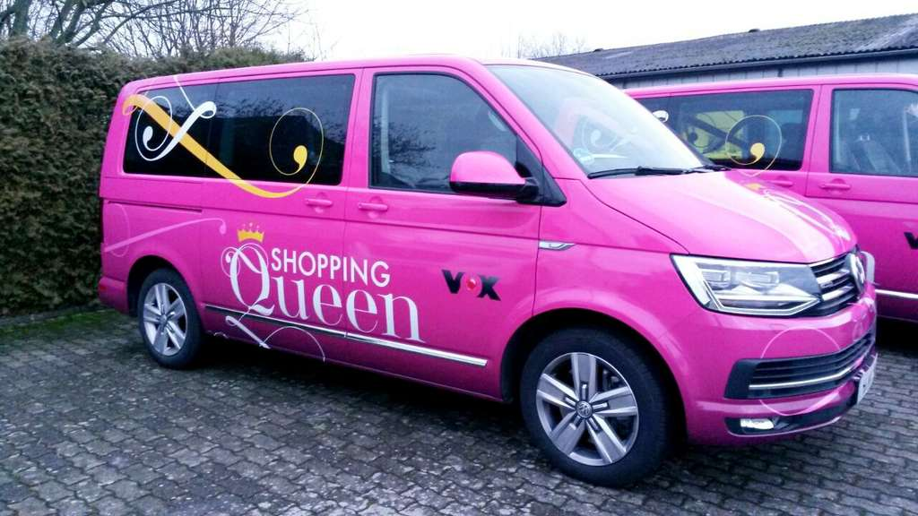 """Shopping Queen""-Bus"