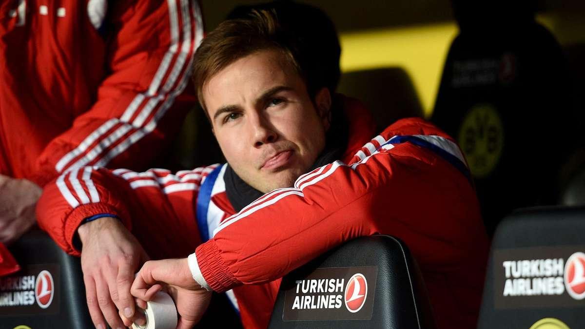 Mario Götze: Sensations-Transfer zum FC Bayern? Flick positioniert sich...