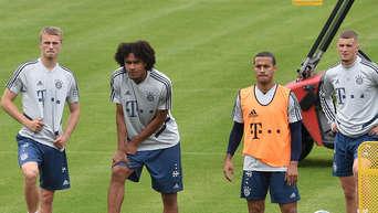 FC Bayern: Er sollte der Lewy-Nachfolger werden! FCB-Youngster aus Profikader gestrichen