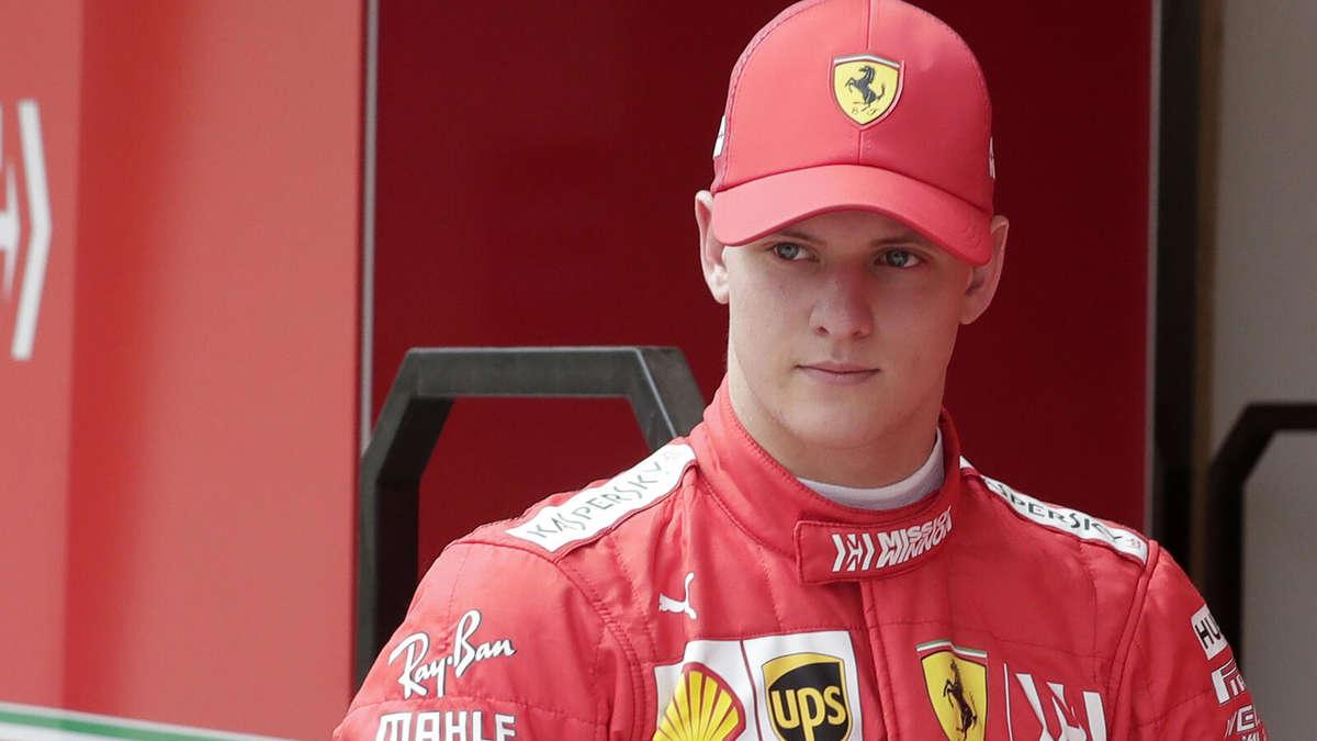 Schumacher-Traum perfekt! Mick steigt endlich ins Cockpit...