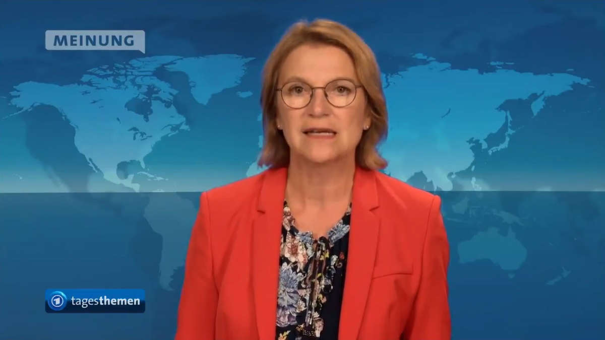 Harte Reaktionen auf Tagesthemen-Kommentar zu Trump: ARD-Schadenfreude wegen Corona-Infektion?
