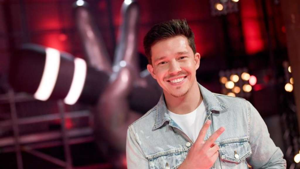"Nico Santos 2019 bei ""The Voice of Germany"". Foto: Britta Pedersen/dpa-Zentralbild/dpa"