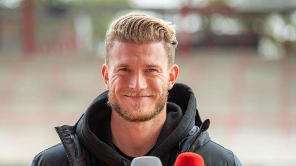 Neu bei Union Berlin: Keeper Loris Karius. Foto: Christophe Gateau/dpa