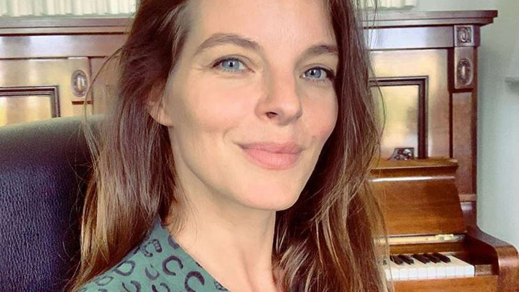 Sängerin Yvonne Catterfeld ist Coach bei The Voice of Germany