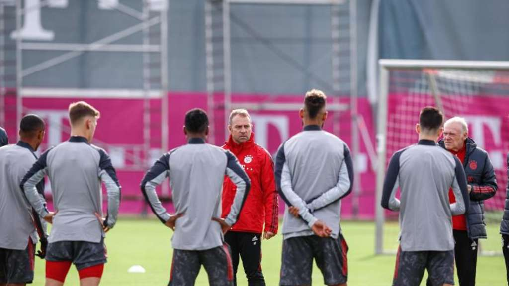 Bayern-Training