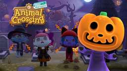 """Animal Crossing: New Horizons"": Kürbisse, Bonbons & Lollis – Alle Infos zum Halloween-Event"