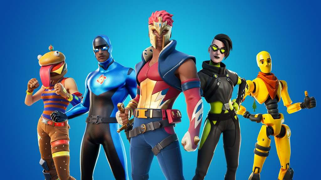 Fortnite Epic Games PS5 Skins Xbox Series X