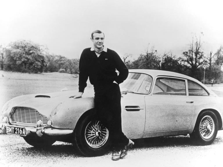 Bond-Darsteller Sean Connery