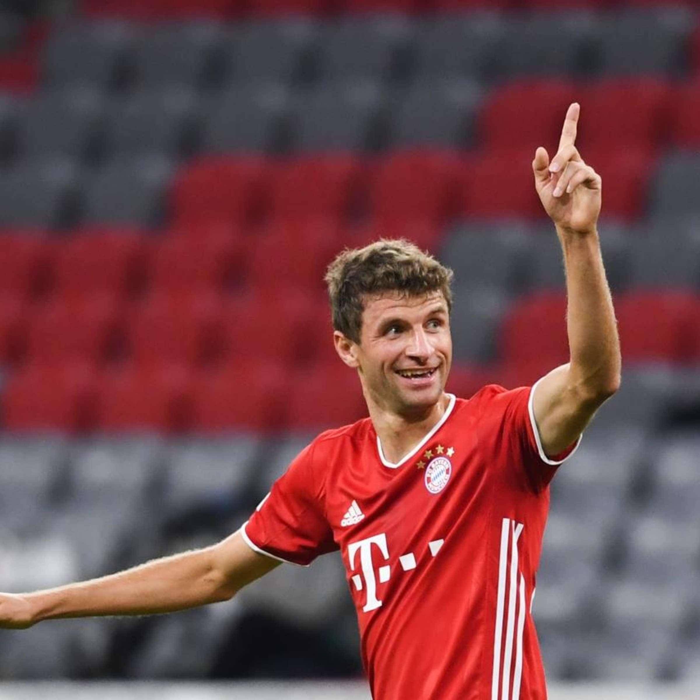 FC Bayern: Alle fordern Müller beim DFB - er filmte sich aber lieber beim  Kochen