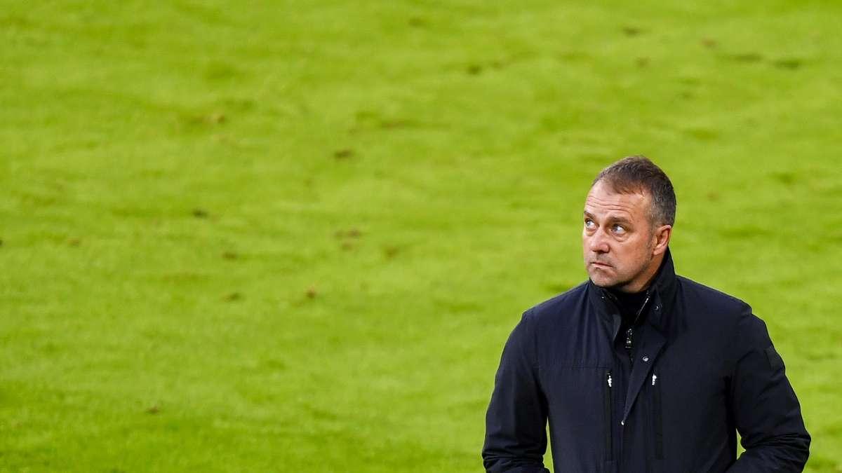FC SALZBURG: Flick-Vulkan brodelt! Trainer mit Knallhart-Forderung an Triple-Helden...