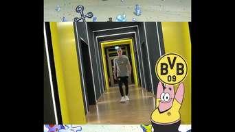 Borussia Dortmund Spongebob Fankollektion Sorgt Fur Diskussionen Wie Tief Kann Man Bitte Sinken Fussball