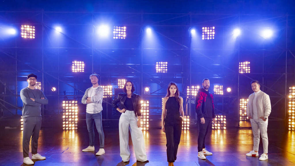 "Mark Forster, Samu Haber, Stefanie Kloß, Yvonne Catterfeld, Rea Garvey und Nico Santos sind die Coaches bei ""The Voice of Germany"""